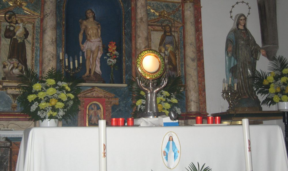 PARISH GARABANDAL