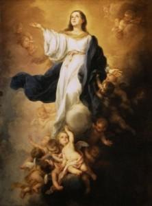 Virgen de la Asuncion