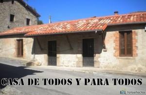 CASA DE TODOS Y PARA TODOS